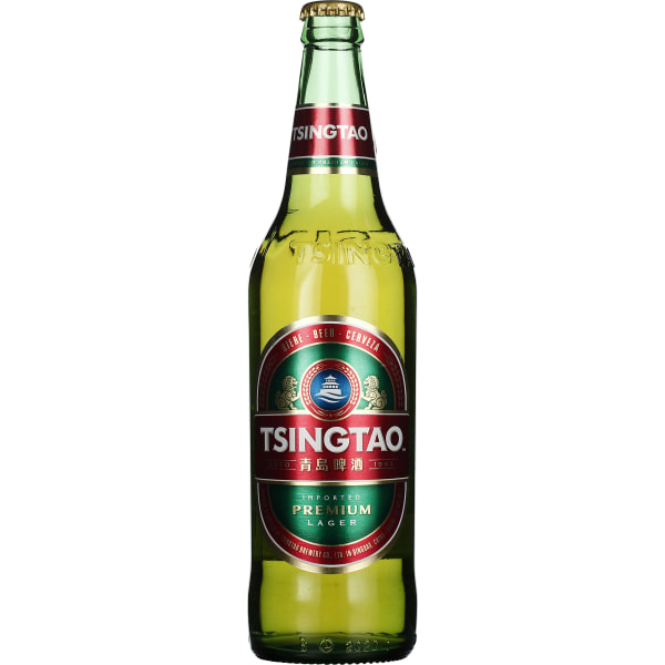 Tsingtao Beer 12x64CL