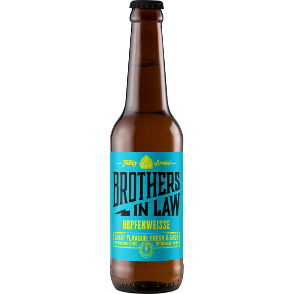 Brothers In Law Hopfenweisse 24x33CL