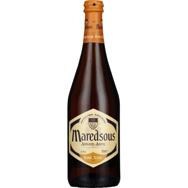 Maredsous 6 Blond 75CL