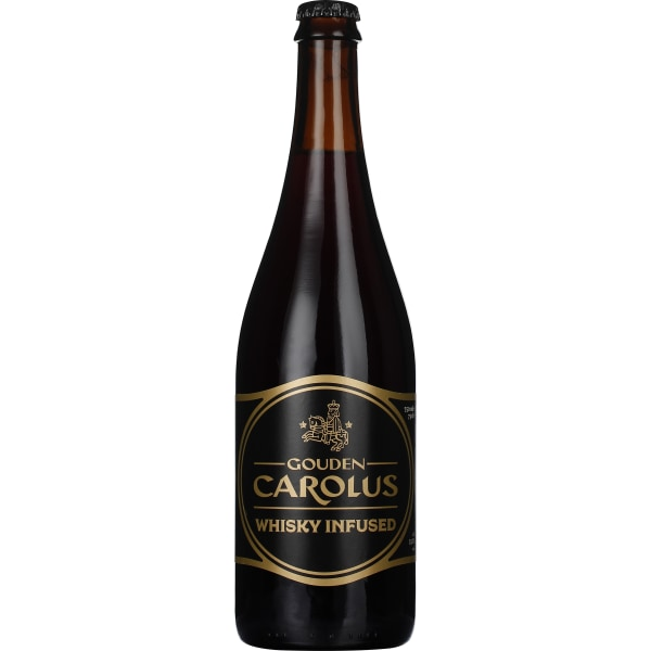 Gouden Carolus Whisky Infused 75CL