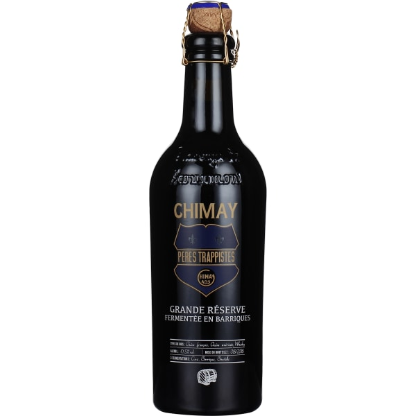 Chimay Grande Reserve Whisky Oak Aged 37,5CL