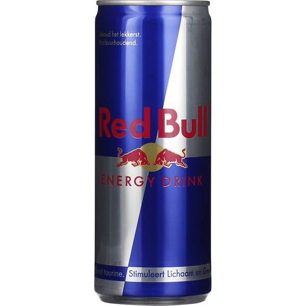 Red Bull blik NL 24x25CL