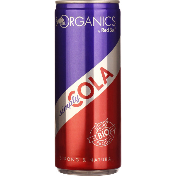 Red Bull Simply Cola 12x25CL