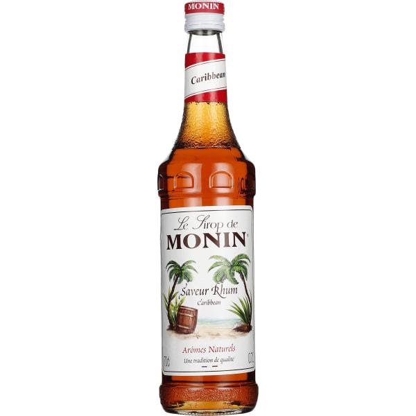 Monin Caribbean Rhum 70CL