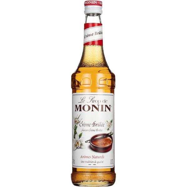 Monin Creme Brulee 70CL