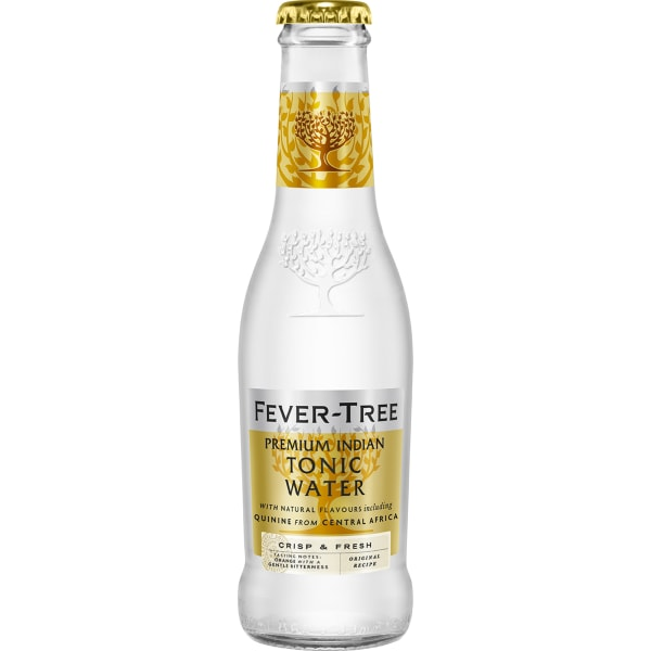 Fever Tree Indian Tonic Water 24x20CL