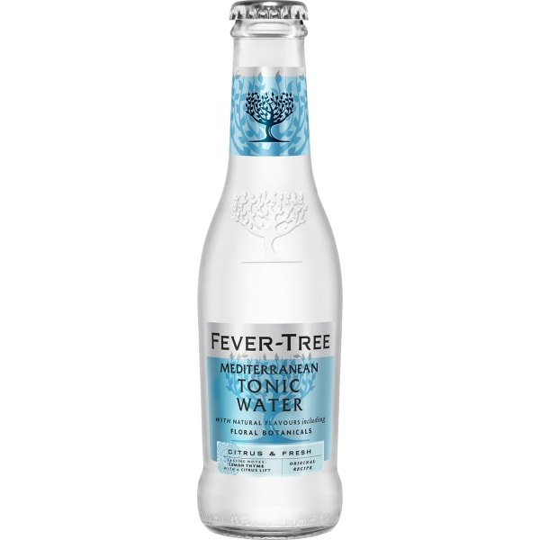 Fever Tree Mediterranean Tonic 24x20CL