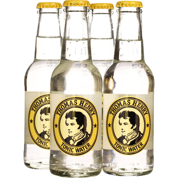 Thomas Henry Tonic Water 4-pack 4x20CL