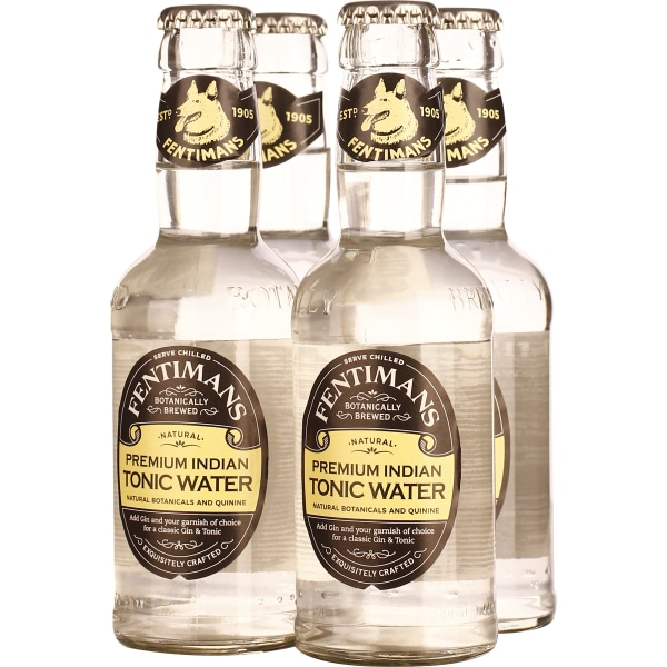 Fentimans Tonic 4-pack 4x20CL
