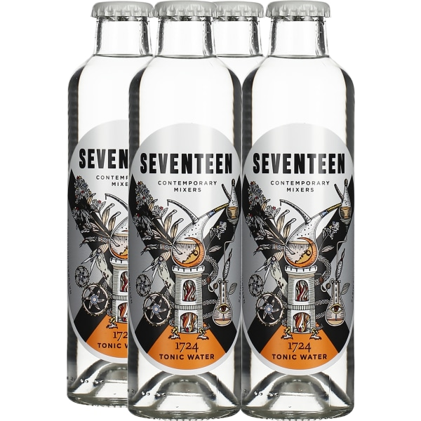 1724 Tonic 4-pack 4x20CL