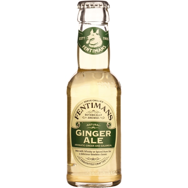 Fentimans Ginger Ale 24x125ML
