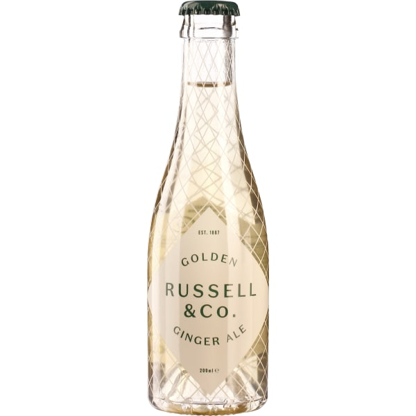 Russell&Co Golden Ginger Ale 24x20CL