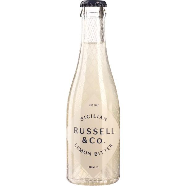 Russell&Co Sicilian Lemon Bitter 24x20CL