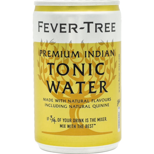 Fever Tree Indian Tonic Blik 24x15CL