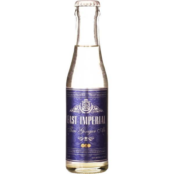 EAST Imperial Ginger Ale 24x15CL