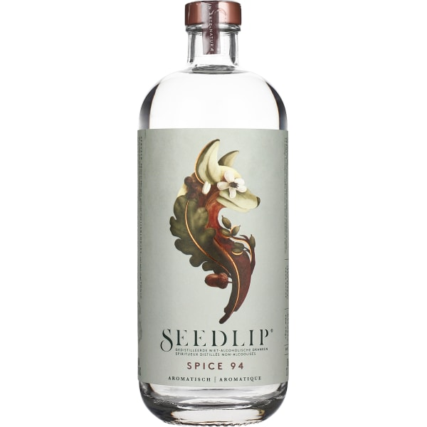 Seedlip Spice 94 non-alcoholic Gin 70CL
