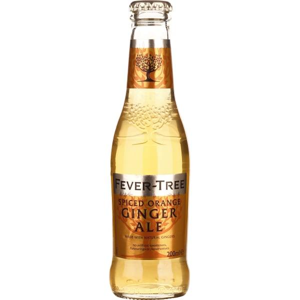 Fever Tree Spiced Orange Ginger Ale 24x20CL