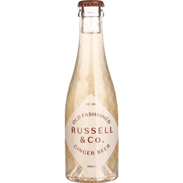 Russell&Co Ginger Beer 24x20CL
