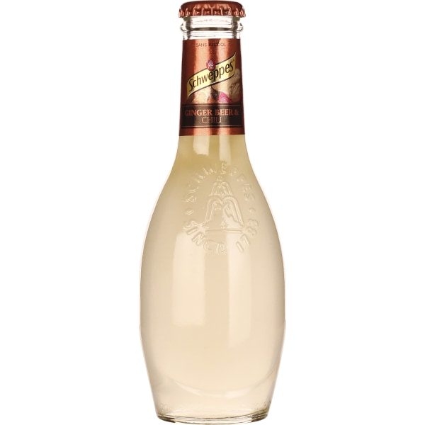 Schweppes Ginger Beer & Chili 24x20CL