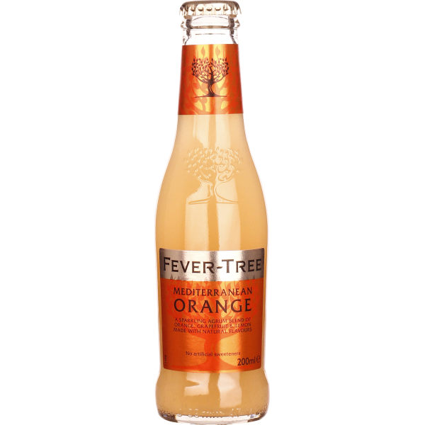 Fever Tree Mediterranean Orange 24x20CL