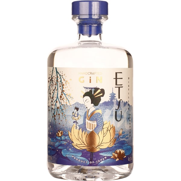 Etsu Handcrafted Gin 70CL
