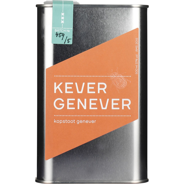 Kever Genever Crisp & Hoppy 50CL