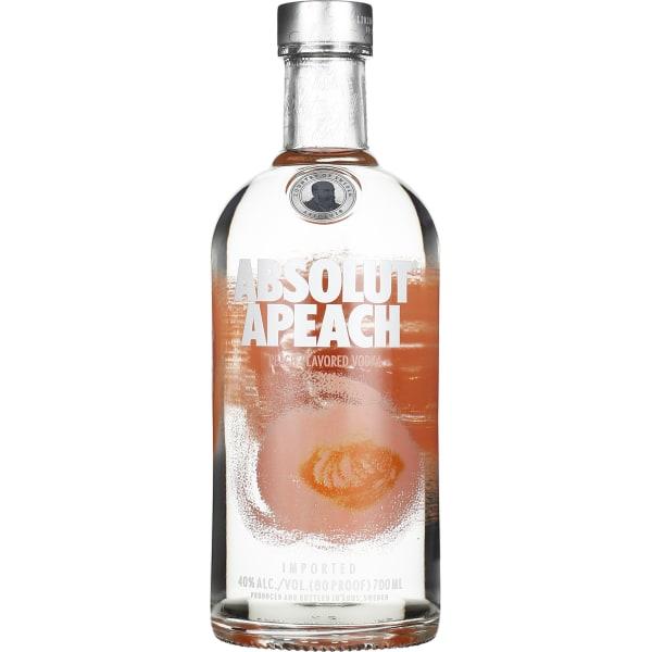 Absolut Peach 70CL