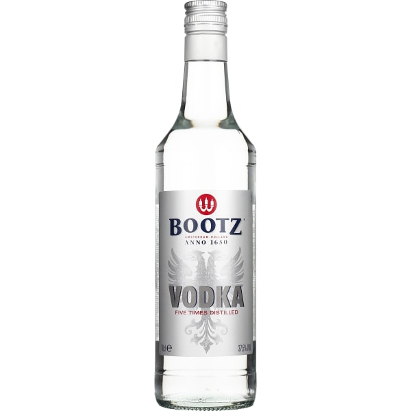 Bootz Vodka 70CL