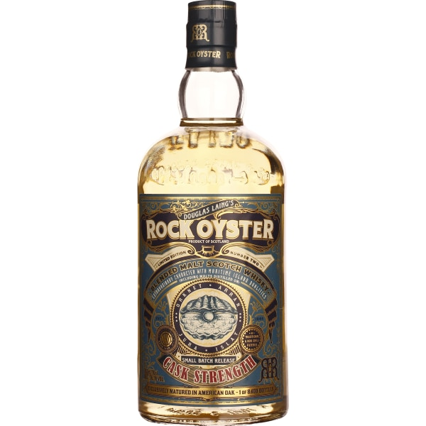 Douglas Laings Rock Oyster Cask Strength Batch 2 70CL
