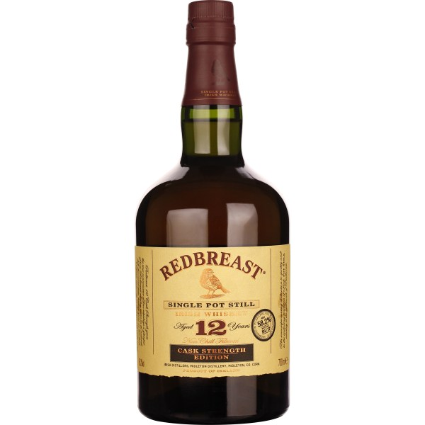 Redbreast 12 years Cask Strength Batch B117 70CL