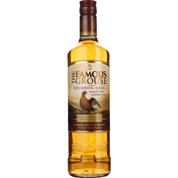 Famouse Grouse Bourbon Cask 70CL