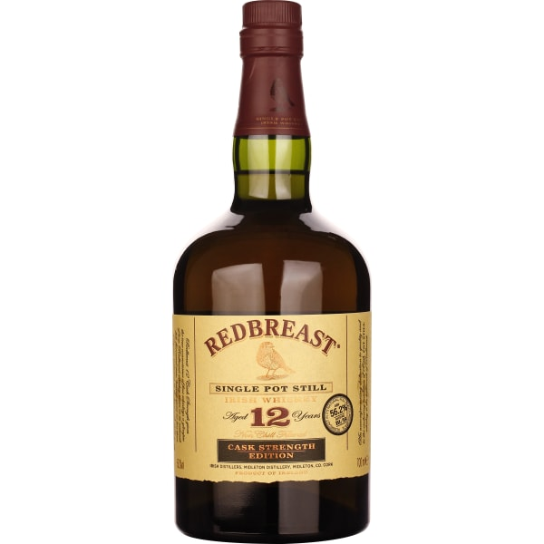 Redbreast 12 years Cask Strength Batch B118 70CL