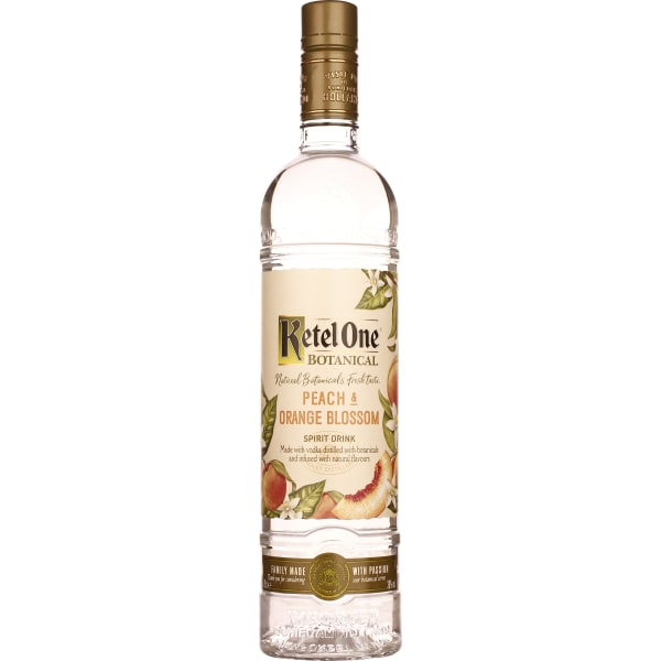 Ketel One Botanical Peach & Orange Blossom 70CL