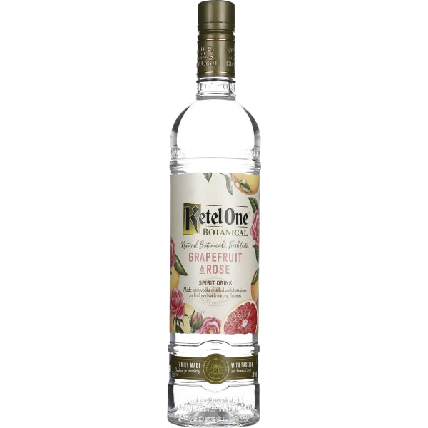 Ketel One Botanical Grapefruit & Rose 70CL
