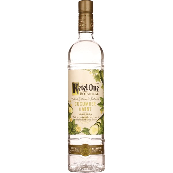 Ketel One Botanical Cucumber & Mint 70CL