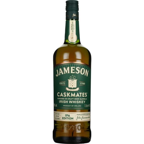 Jameson Caskmates IPA 1LTR