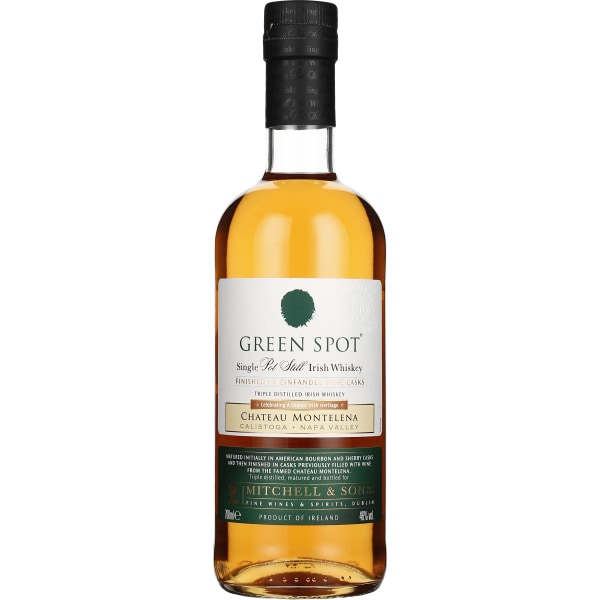 Mitchell & Son Green Spot Chateau Montelena Wine Cask 70CL