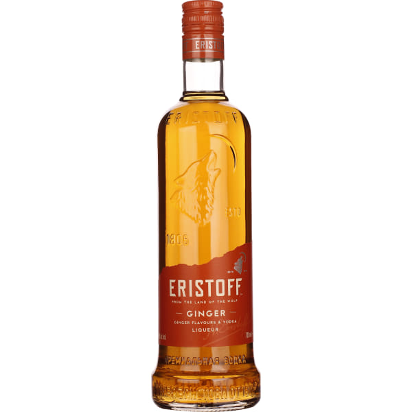 Eristoff Ginger 70CL