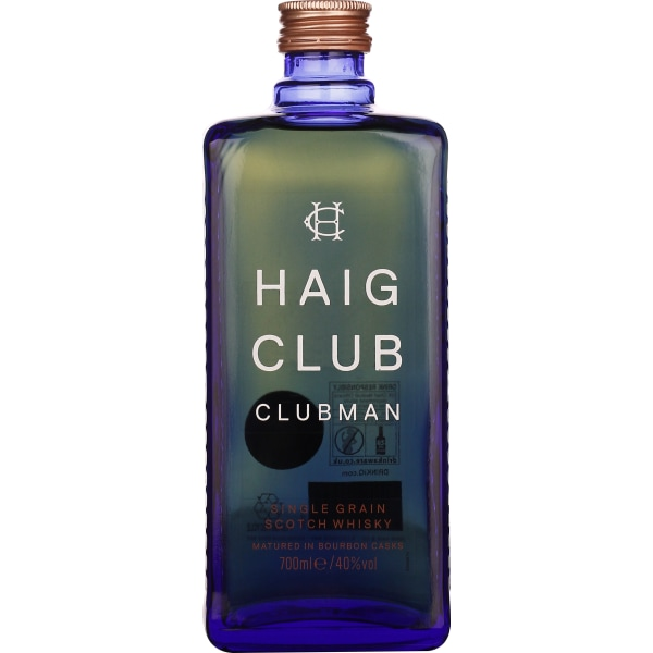 Haig Club Clubman Single Grain 70CL