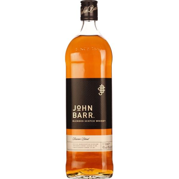 John Barr Reserve 1LTR