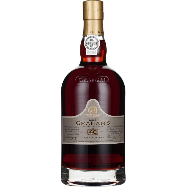 Grahams Port 40 years Tawny 75CL