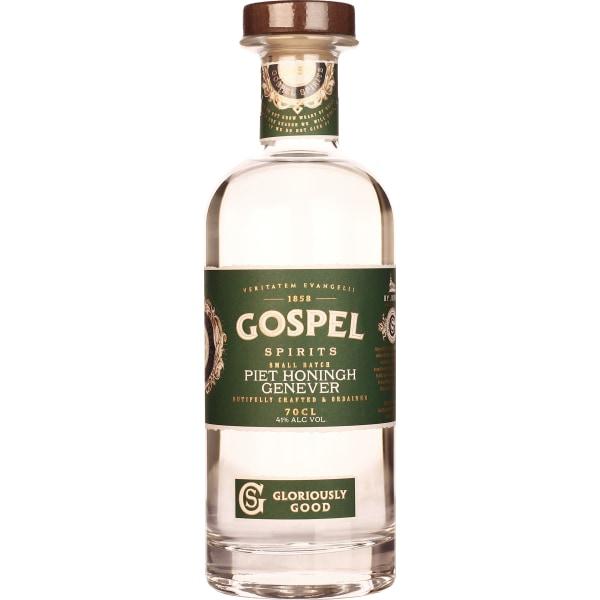 Gospel Piet Honingh Genever 70CL