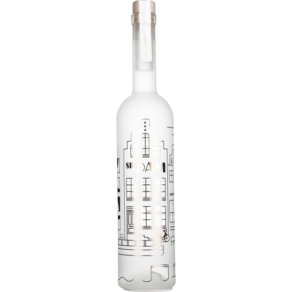 Sir Dam Premium Vodka 70CL
