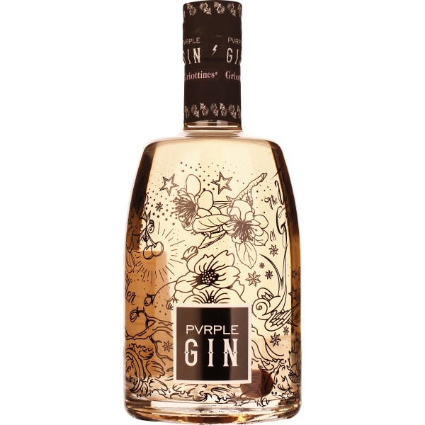 Purple Griottines Gin 50CL