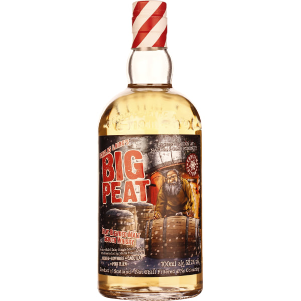 Douglas Laings Big Peat Christmas Edition 2019 70CL