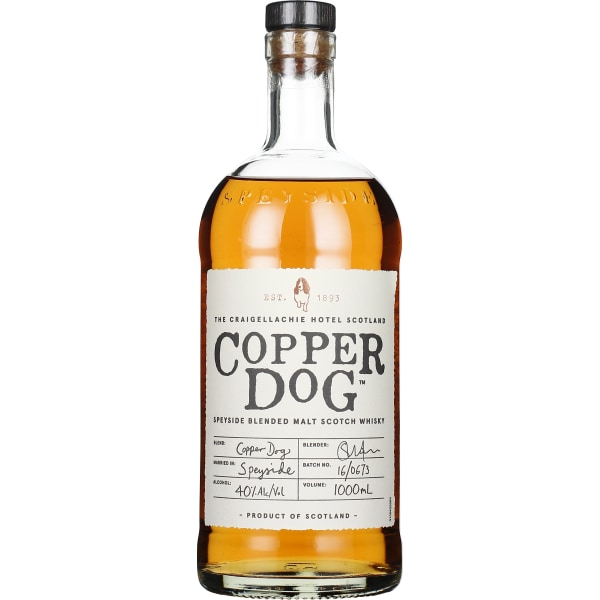 Copper Dog Blended Malt 1LTR