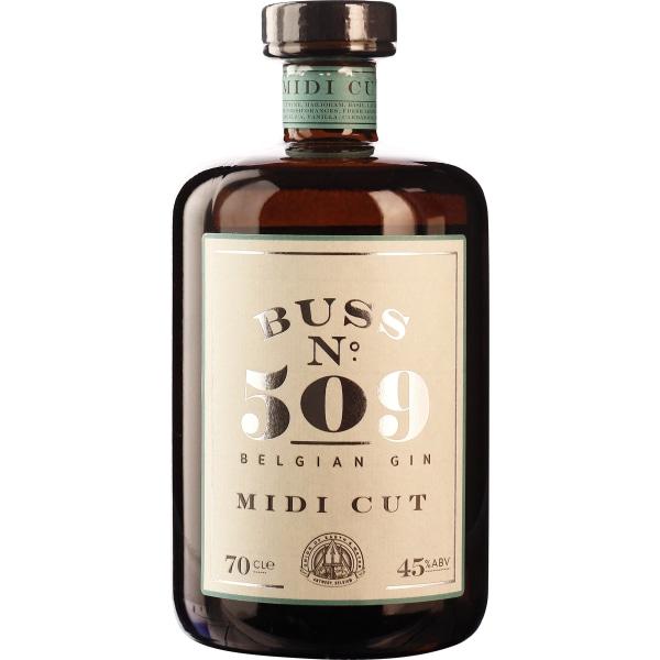 Buss No. 509 Midi Cut Gin 70CL