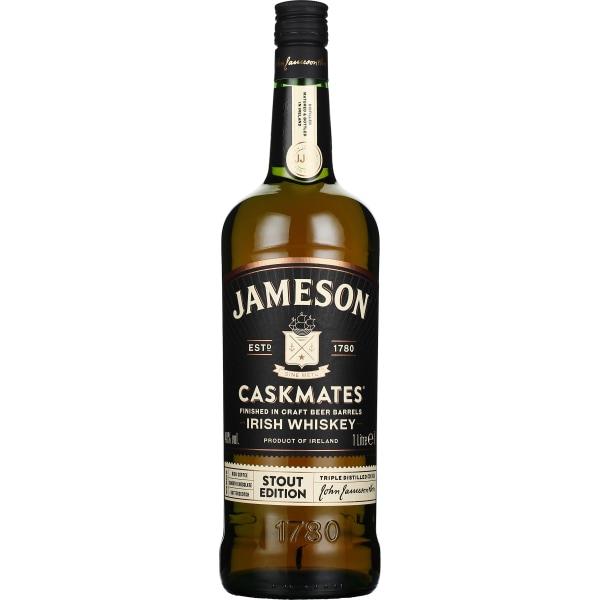 Jameson Caskmates Stout 1LTR