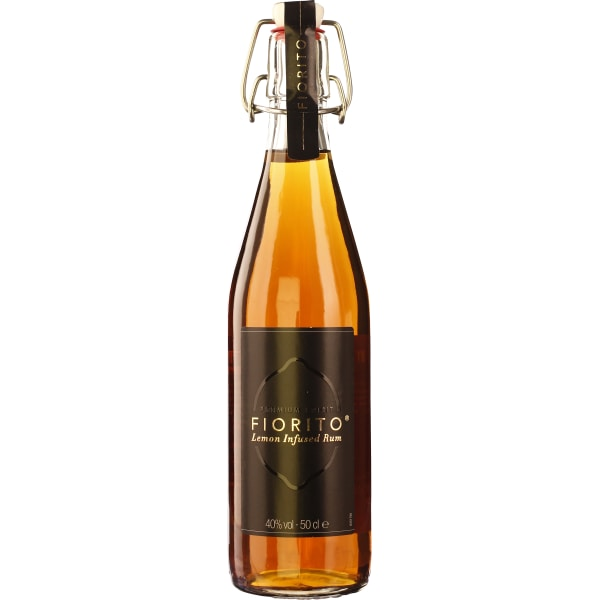 Di Fiorito Lemon Infused Rum 50CL