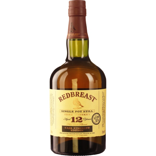 Redbreast 12 years Cask Strength batch b115 70CL